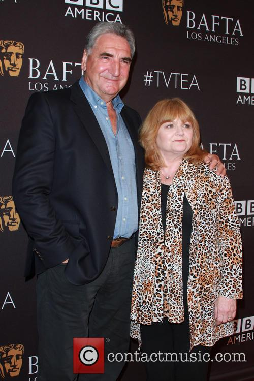 Jim Carter and Lesley Nicol 1