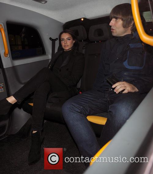 Debbie Gwyther and Liam Gallagher 4