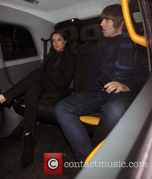 Debbie Gwyther and Liam Gallagher 5