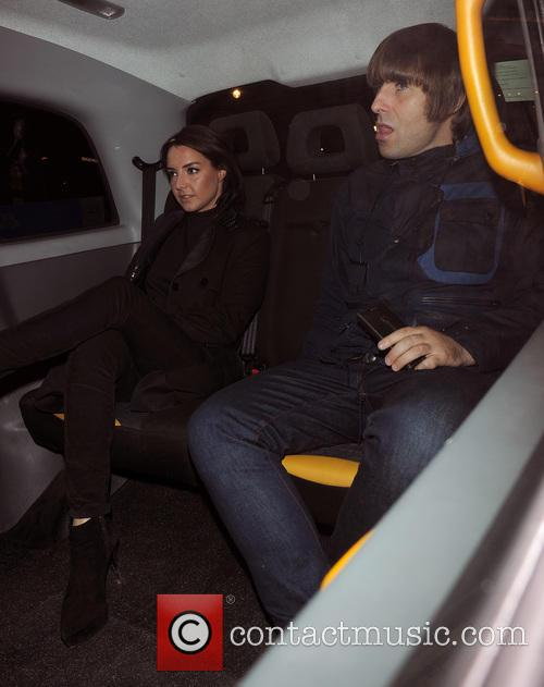Debbie Gwyther and Liam Gallagher 6