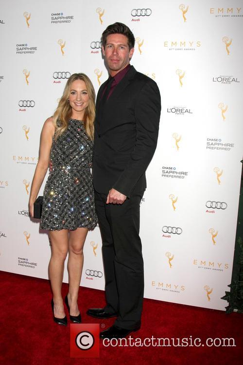 Joanne Froggatt and James Cannon 1