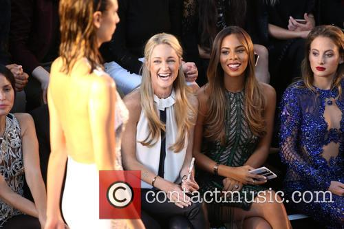 Storm Uechtritz and Rochelle Humes 2