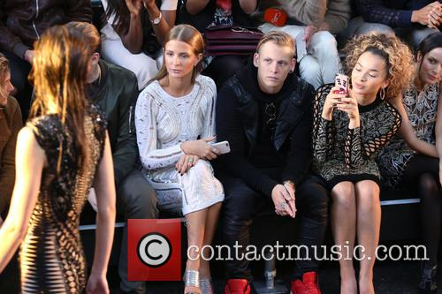 Millie Mackintosh, Lewis Morgan and Ella Eyre 1