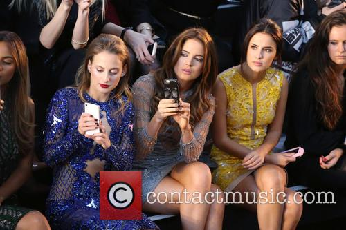 Rosie Fortescue, Binky Felstead and Lucy Watson 3