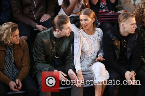 Professor Green and Millie Mackintosh 6