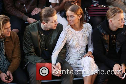 Professor Green and Millie Mackintosh 10