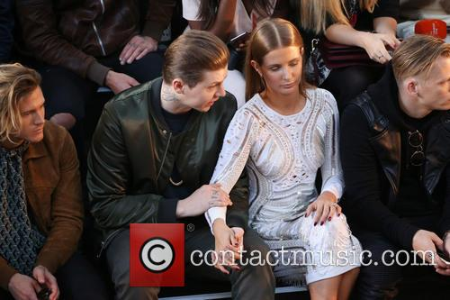 Professor Green and Millie Mackintosh 11