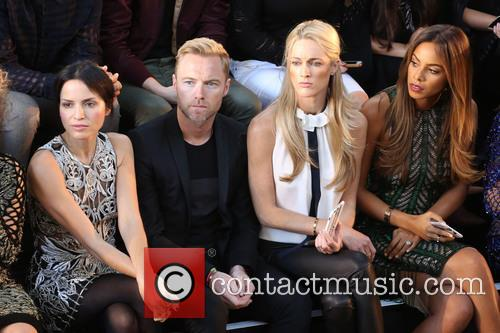 Ronan Keating, Storm Uechtritz, Rochelle Humes and Andrea Corr 3