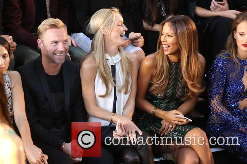 Ronan Keating, Storm Uechtritz and Rochelle Humes 3