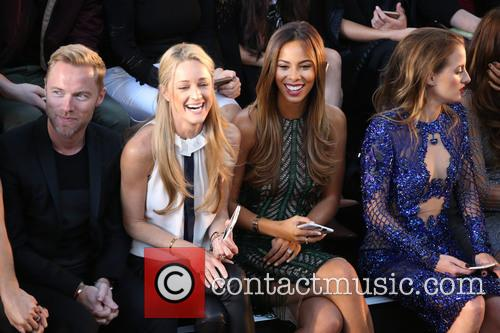 Ronan Keating, Storm Uechtritz and Rochelle Humes 4