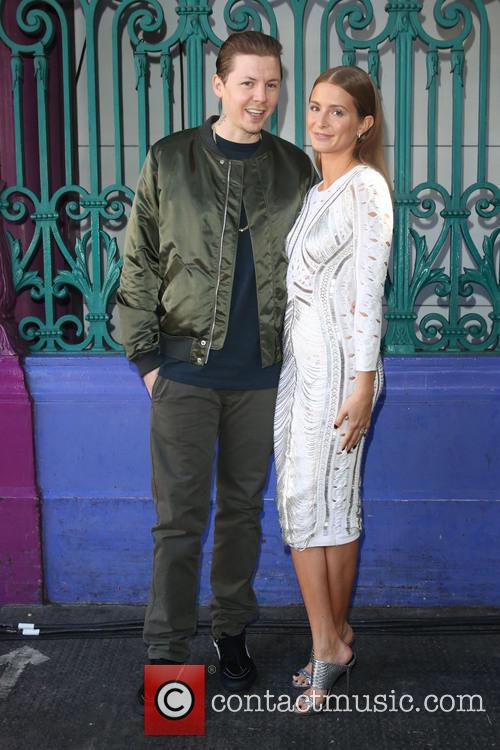 Professor Green and Millie Mackintosh 2