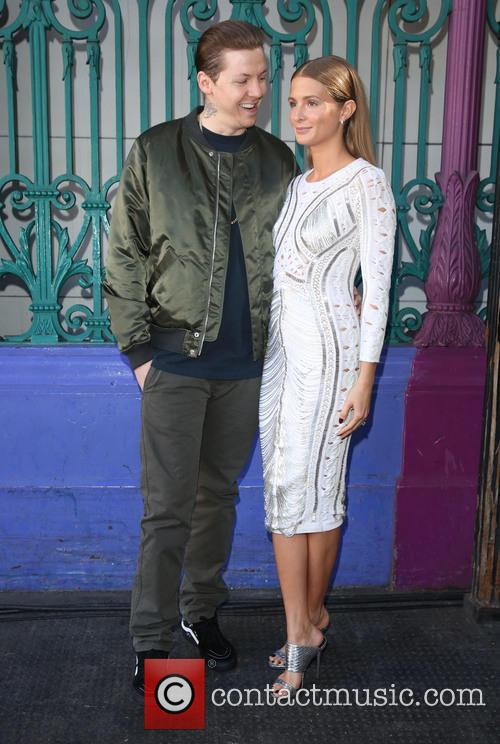 Professor Green and Millie Mackintosh 4