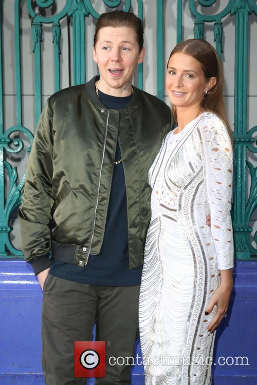 Professor Green and Millie Mackintosh 1