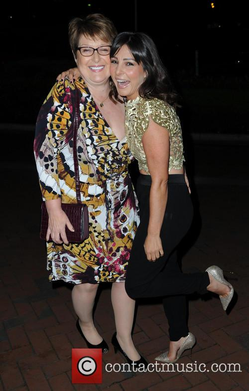 Roxanne Pallett and Mum