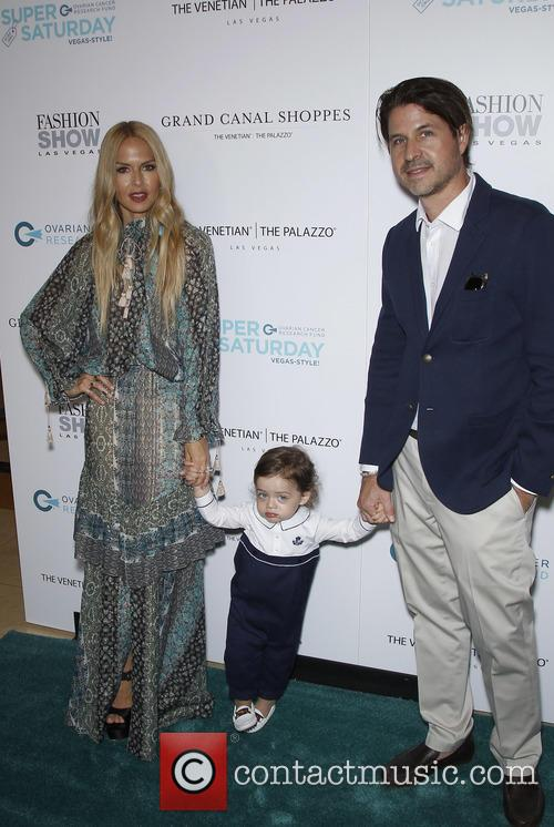 Rodger Berman, Rachel Zoe and Kaius Berman 1