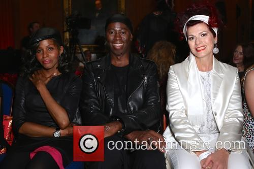 Miss J Alexander and Cleo Rocos 2