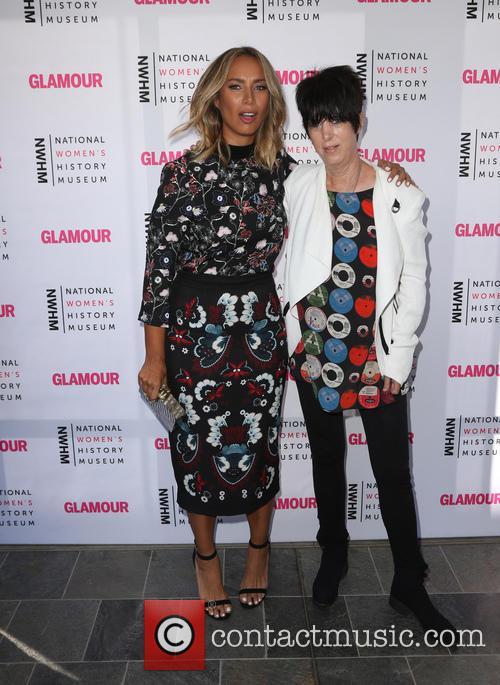 Leona Lewis and Diane Warren 3