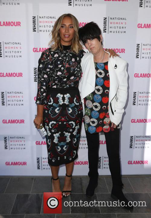 Leona Lewis and Diane Warren 4