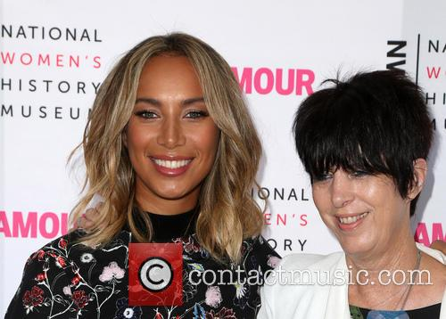 Leona Lewis and Diane Warren 5