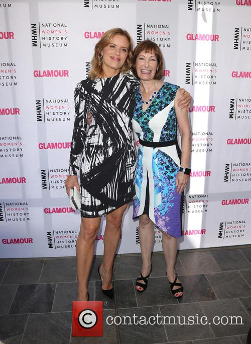Kim Dickens and Gale Anne Hurd 2