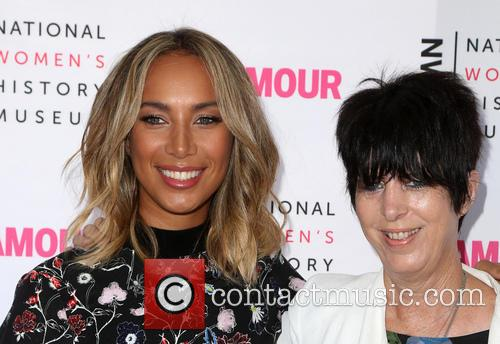 Leona Lewis and Diane Warren 1