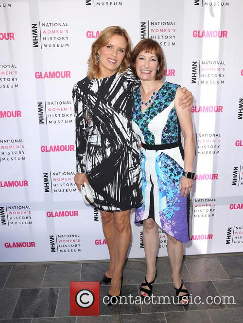 Kim Dickens and Gale Anne Hurd 5