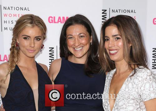 Brianna Brown, Ana Ortiz and Guest 1