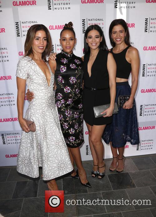 Ana Ortiz, Dania Ramirez, Edy Ganem and Mercedes Maso 3