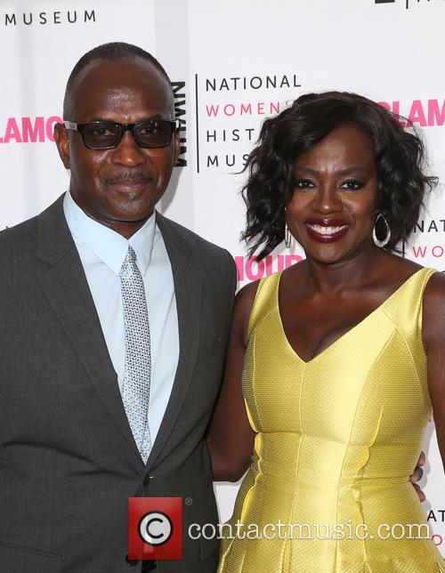 Viola Davis and Julius Tennon 1