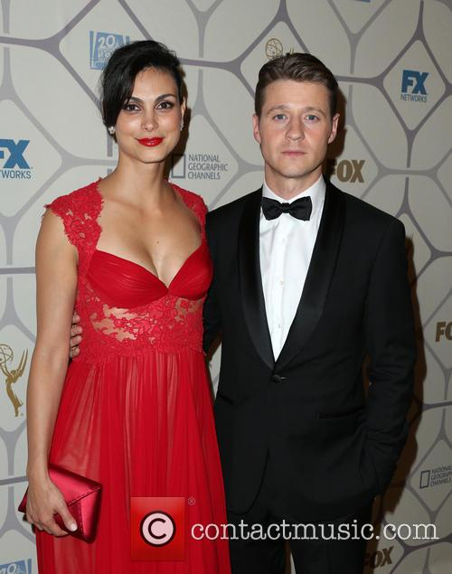 Morena Baccarin and Ben Mckenzie 2