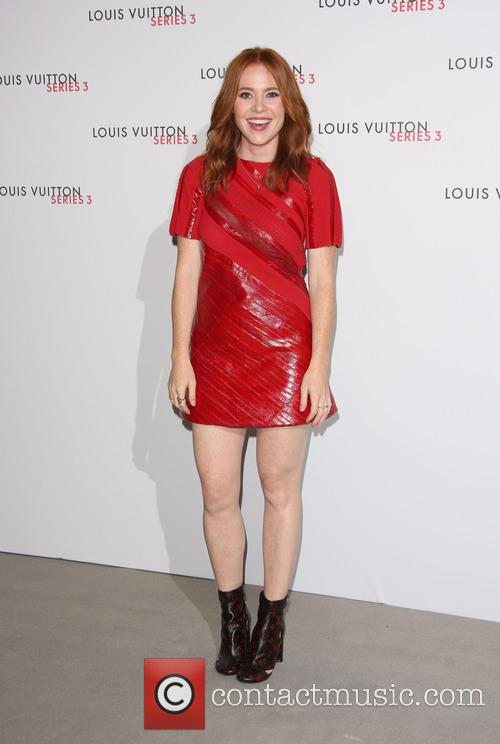 Louis Vuitton and Angela Scanlon 1