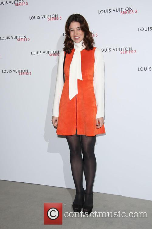 Louis Vuitton and Gala Gordon 1