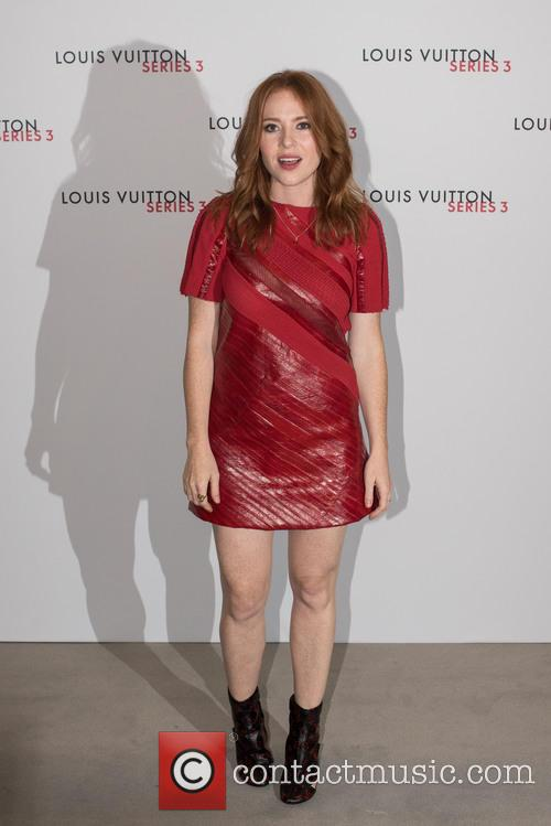 Louis Vuitton and Angela Scanlon 3