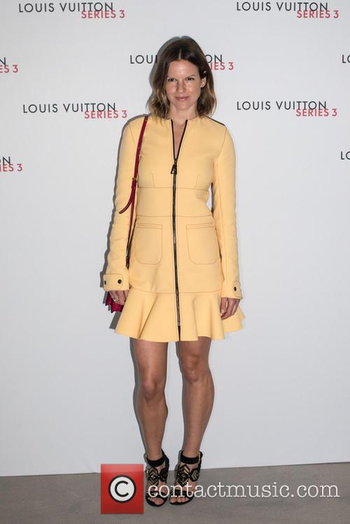 Louis Vuitton and Kate Sumner 1