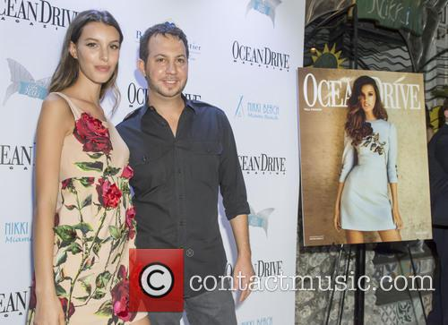 Ocean Drive magazine celebrates its September issue