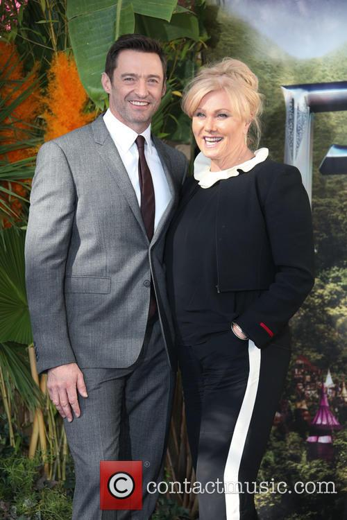 Hugh Jackman and Deborra-lee Furness 1