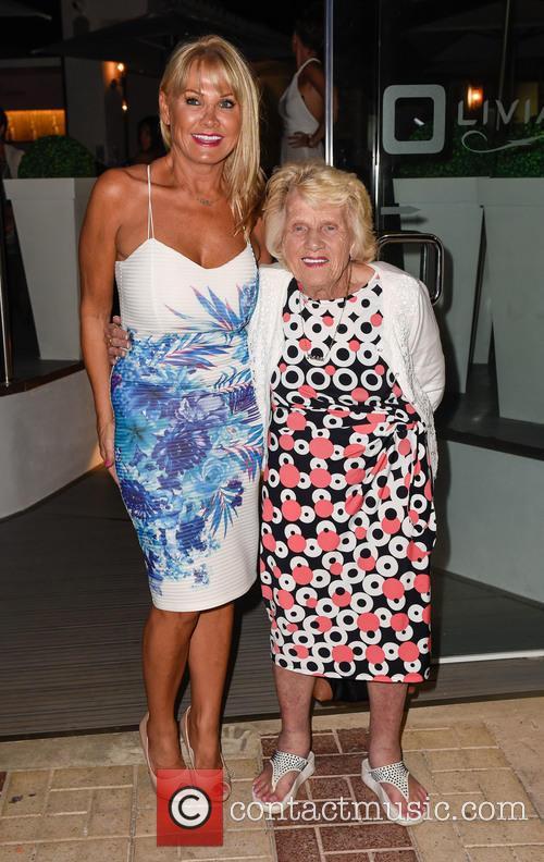 Carole Wright and Nanny Pat 1