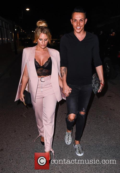 Danielle Armstrong and Bobby Norris 1