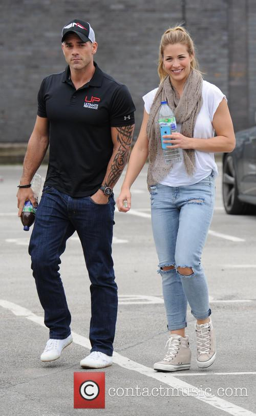 Gemma Atkinson and Olly Foster 2