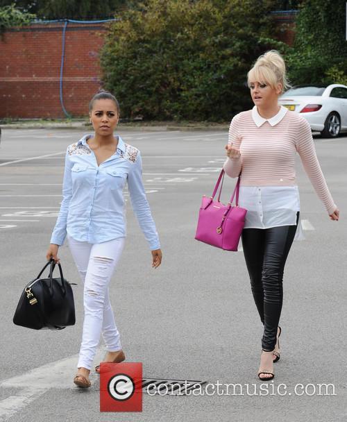 Tisha Merry and Katie Mcglynn 1