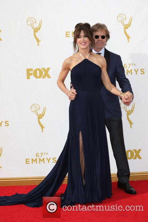 Felicity Huffman and William H. Macy 2