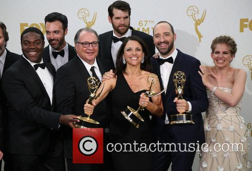 Sufe Bradshaw, Matt Walsh, Gary Cole, Sam Richardson, Reid Scott, Kevin Dunn, Timothy Simons, Julia Louis-dreyfus, Tony Hale and Anna Chlumsky 3