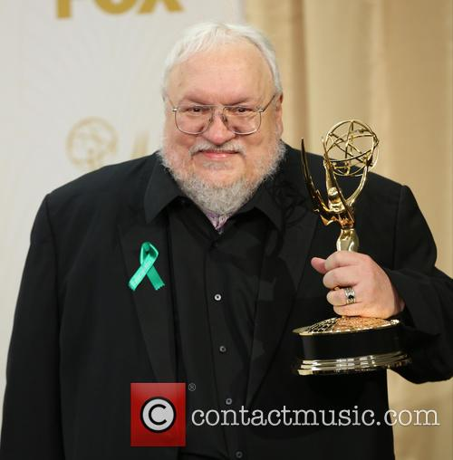 George R.r Martin Pays Tribute To George Martin And Confirms He's Not Dead
