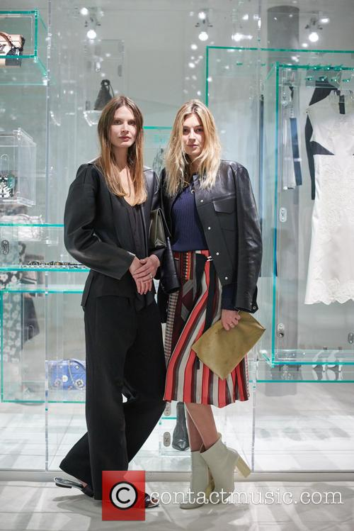 Louis Vuitton, Victoria Sekrier and Camille Charriere 1