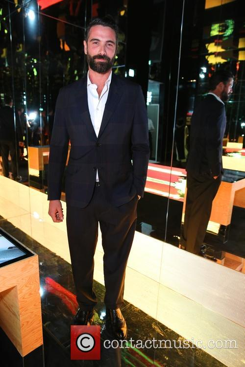 Louis Vuitton and Luca Calvani 1