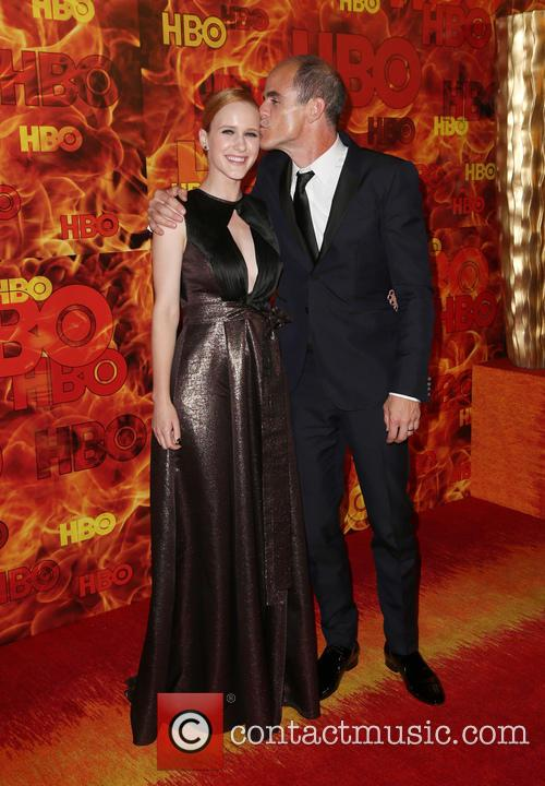 Rachel Brosnahan and Michael Kelly 1
