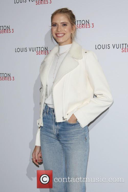 Louis Vuitton and Elena Perminova 1