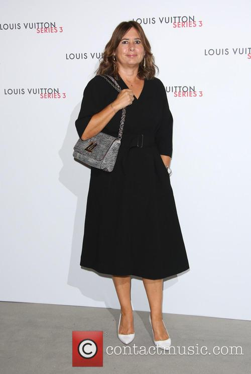 Louis Vuitton and Alexandra Shulman 1