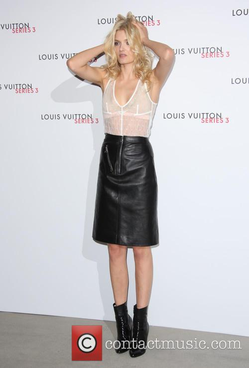 Louis Vuitton and Lily Donaldson 1