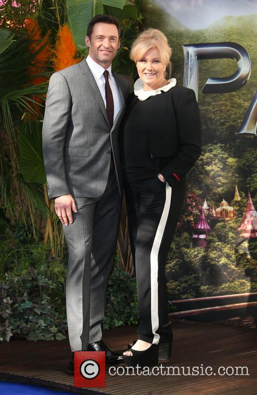 Hugh Jackman and Deborra-lee Furness 2